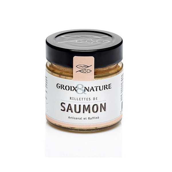 Rillettes de Saumon