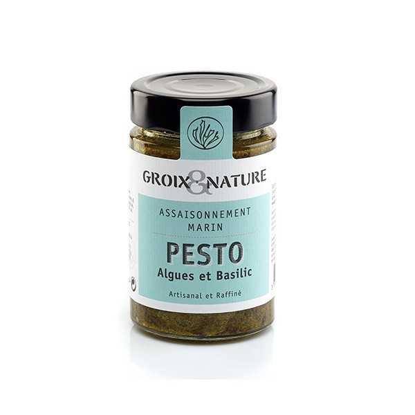 Sea Pesto with Seaweed & Basil