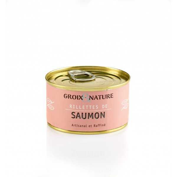 Rillettes de Saumon 130gr