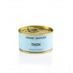 White Germon Tuna rillettes