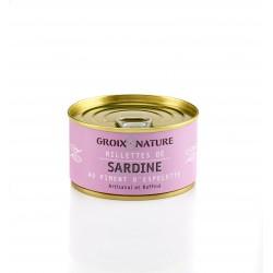 Rillettes de Sardines au Piment d'Espelette 130gr
