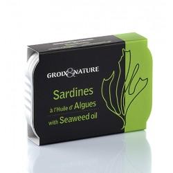 Sardines à l'Huile d'Algues