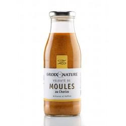 Velouté de Moules au Chorizo