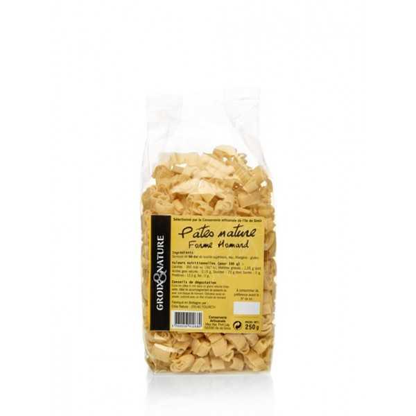 Plain wheat pasta