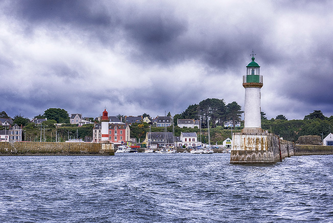 Port Tudy Groix et Nature