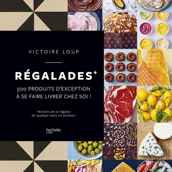 [NEW] Sortie aujourd'hui du magnifique ouvrage Régalades, écrit par @victoire_loup , qui répertorie 500 produits d'exception dans lequel vous retrouvez nos rillettes et notre Huile de homard 😍 Quelle fierté! À retrouver dès aujourd'hui dans toutes les bonnes librairies. 📸 @nicolaslobbestael @hachettecuisine #regalades #livre #fiers #produitsdexceptions #conserverie #groixetnature #huiledehomard #rillettesdepoisson
